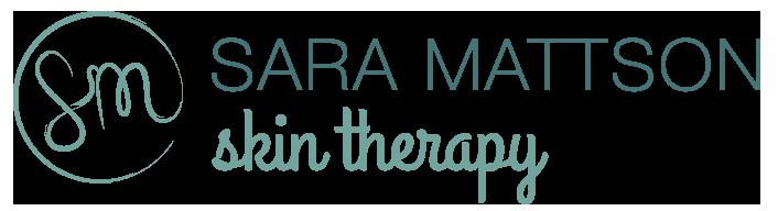 Sara Mattson Skin Therapy Retina Logo