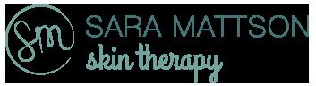 Sara Mattson Skin Therapy Logo